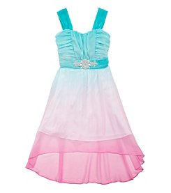 Rare Editions® Girls' 7-16 Ombre Dress