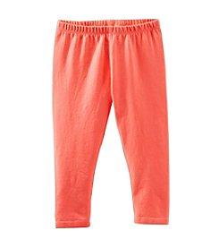 OshKosh B'Gosh® Girls' 2T-6X Knit Leggings