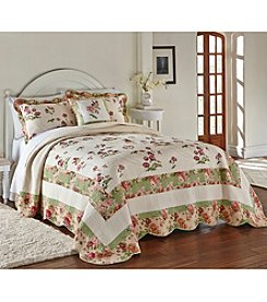 LivingQuarters Jasmine Bedspread Collection