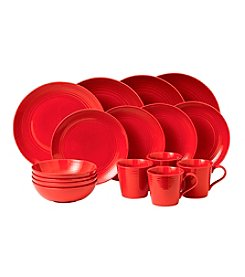 Gordon Ramsay Maze Chili by Royal Doulton® 16-pc. Dinnerware Set
