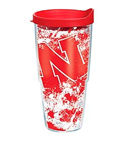 NCAA® University of Nebraska Splatter Wrap 24-oz. Insulated Cooler