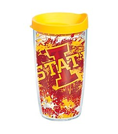 NCAA® Iowa State University Splatter Wrap 16-Oz. Insulated Cooler