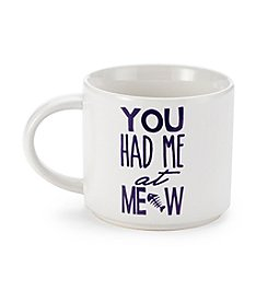 John Bartlett Pet Meow Mug