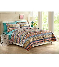Fiesta® Carman Quilt Set