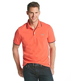 Le Tigre® Men's Solid Pique Polo