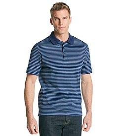 Kenneth Roberts® Men's Fine Stripe Polo