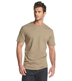 John Bartlett Consensus Men's Short Sleeve Solid Crew Tee