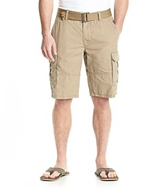 DKNY JEANS® Men's Short Ripstop Cargo Shorts