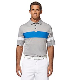 Ben Hogan® Men's Heathered Color Block Polo