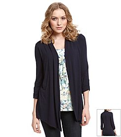 AGB® Layered Look Cardigan