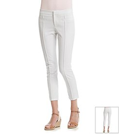 DKNYC® Bi-Stretch Skinny Crop