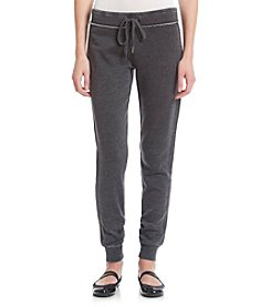 Calvin Klein Performance Distressed Fleece Jogger