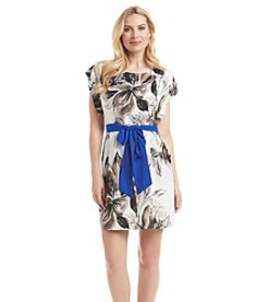 Eliza J® Floral Shift Dress