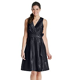Kasper® Wrap Dress
