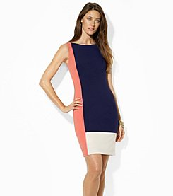 Lauren Ralph Lauren® Colorblocked Dress