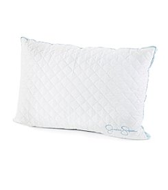 Jessica Simpson Quilted Density Pillow