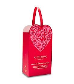 Godiva® Heart Standing Gift Box