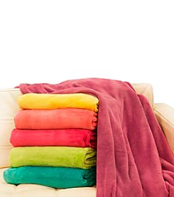 Rampage® Super Soft Plush Blanket