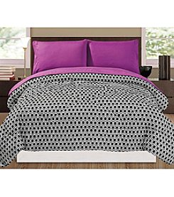 Rampage® Modern Square 5-pc. Comforter Set