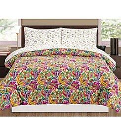 Rampage® Pia Paisley 5-pc. Comforter Set