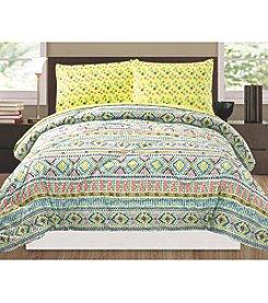 Rampage® Tilework 5-pc. Comforter Set