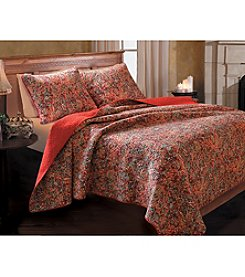 Greenland Home® Persian 3-pc. Quilt Set