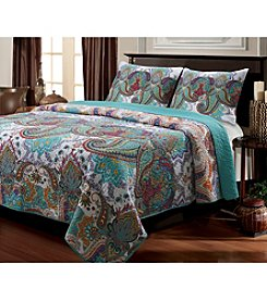 Greenland Home® Nirvana 3-pc. Quilt Set