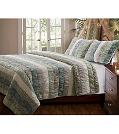 Greenland Home® Paradise 3-pc. Quilt Set