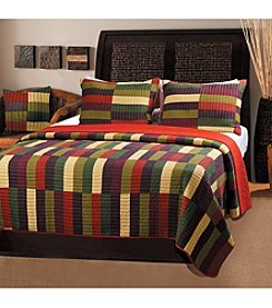 Greenland Home® Jubilee 3-pc. Quilt Set