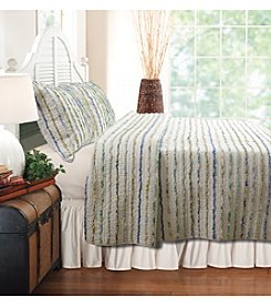 Greenland Home® Jasmine 3-pc. Quilt Set