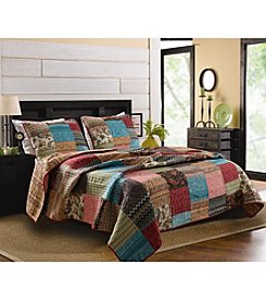 Greenland Home® New Bohemian 3-pc. Quilt Set