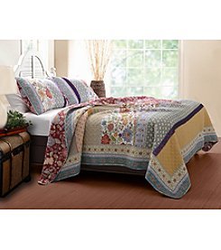 Greenland Home® Geneva 3-pc. Quilt Set