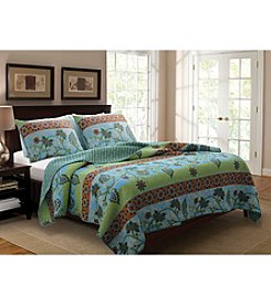 Greenland Home® Mara 3-pc. Quilt Set
