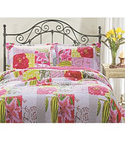 Greenland Home® Love Letters 3-pc. Quilt Set