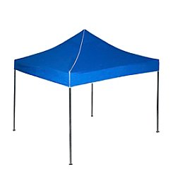 Stalwart Pop-Up Instant Canopy Blue Tent