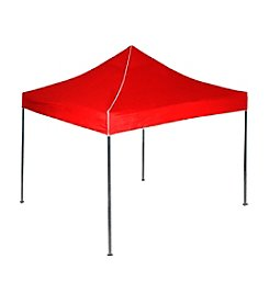 Stalwart Pop-Up Instant Canopy Red Tent