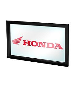 Trademark Home™ Honda Wing Logo Framed Logo Mirror
