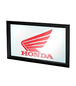 Trademark Home™ Honda Logo Framed Logo Mirror