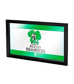 Trademark Home™ Boston Shamrocks Logo Mirror