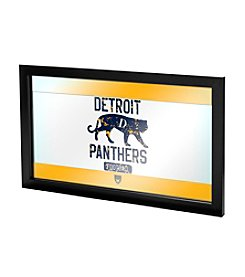Trademark Home™ Detroit Panthers Logo Mirror