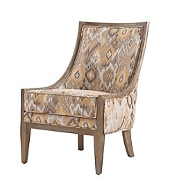 Madison Park Taupe Ellen Chair