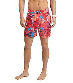 Nautica® Men's Bird Print Trunk