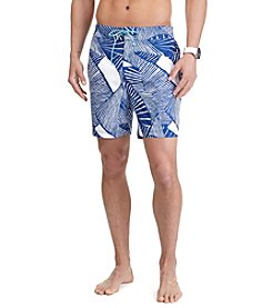 Nautica® Men's Geo Leaves Trunk