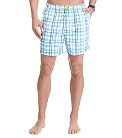 Nautica® Men's Plaid Trunk