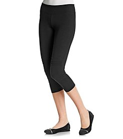 Marc New York Performance Cropped Moto Leggings