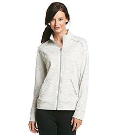 Gloria Vanderbilt Sport Mockneck Zipfront Jacket
