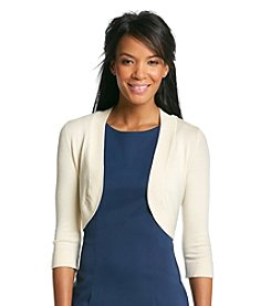 Jessica Howard® Knit Bolero