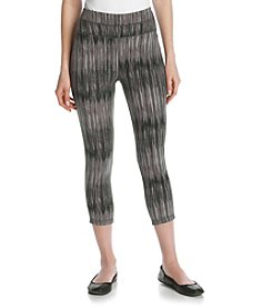 Gloria Vanderbilt® Sport Tie Dye Capri Legging