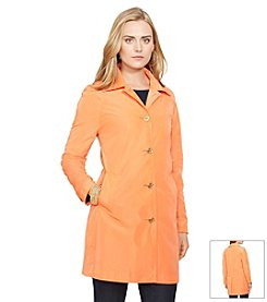 Lauren Ralph Lauren® Long-Sleeved Trench Coat