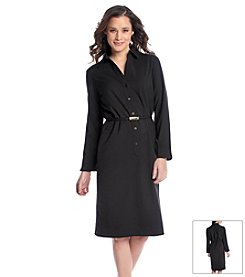 Jones New York Collection® Shirt Dress